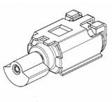 BRE-3728 Mini Vibration Motor 11.0mm 4.4mm 3.4mm2.3V ~ 3.2V DC 80mA