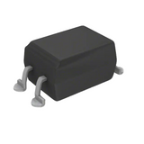 Pack of 10  FODM124R2  ON Semiconductor  Transistor Output Optoisolator 3.75KV 4SMD:RoHS,Cut Tape