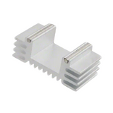 Pack of 2  DV-T263-101E-TR Ohmite Heat Sinks Heatsink FOR TO-263 Degreased, RoHS Cut Tape