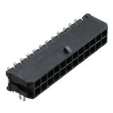 0430452421  Molex  Connector Header right angle 24POS 3MM  :RoHS