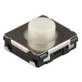 Pack of 20  EVQ-Q2B03W  Panasonic   Switch tactile SPST-NO 0.02A 15V :RoHS,Cut Tape