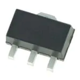 ECG015B-G  TriQuint-WJ  RF Amplifier DC-4 GHz 15dB Gain at 1 GHz SOT-89 SMT