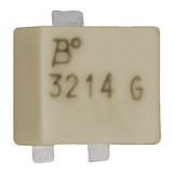 Pack of 5  3214G-1-101E  Bourns Inc  Trimmer Resistors 100 Ohms 0.25w 1/4w 10% Gull Wing SMD