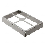 Pack of 10  BMI-S-205-F   Laird Technologies   RF Shield Frame 38.1 x 25.4 x 6mm Board Mount EMI Enclosures :RoHS,Cut Tape