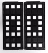 MQFP 28X28 DAEWON 3.37T TEMP 125C BAKE/140C MAX MPSU 121-2828-613 JEDEC Matrix IC Trays