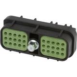 15492542 - Metri-Pack 150 Header Series 30 Pin 12034398 Connector