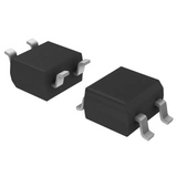 Pack of 17  MB110S-TP  Bridge Rectifier 100V 1A MBS-1 :RoHS, Cut Tape