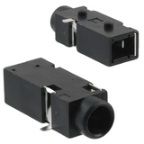 Pack of 25  SJ-3523-SMT-TR  CUI INC  Phone Connectors Audio Jacks 3.5MM SMD R/A :RoHS, Cut Tape