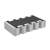Pack of 50  TC164-JR-0710KL  YAGEO  Resistor Networks and Arrays 10K Ohm 8Pin 4Res 1206 SMD :RoHS, Cut Tape