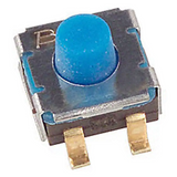 Pack of 5  7914G-1-000E  Bourns Inc  Tactile Switches SPST-NO 0.1A 16V :RoHS