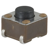 Pack of 7  TL3301AF160QJ  E-Switch  Tactile Switch SPST-NO 0.05A 12V Top Actuated Surface Mount :RoHS, Cut Tape
