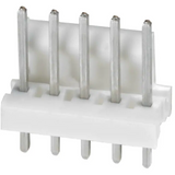 Pack of 7  640456-5  TE Connectivity  Connector Header Through Hole 5 position 2.54mm :RoHS