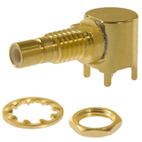 131-3701-501   Cinch Connectivity   Connector Jack Male Pin 50Ohm Panel Mount R/A Through Hole :RoHS