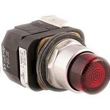 800T-QB24A Allen Bradley Push Button , Illuminated, Amber, 24V AC/DC, Incandescent, 30mm