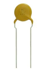 Pack of 10  S471K25Y5PN6TJ5R  Vishay  Ceramic Disc Capacitors 470pF 1000V Y5P 10% 4mm Radial Disc 5mm