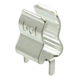 Pack of 5  FC-102-22  Bel Fuse Inc  Fuse Clip 15A 1 Circuit Cartridge Through Hole PCB