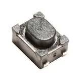 Pack of 4  PTS810SJM250SMTRLFS  C&K  Switch Tactile SPST-NO 0.05A 16V :RoHS
