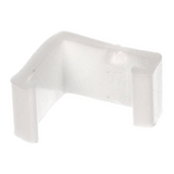 Pack of 10  640550-2  AMP  Connector Dust Cover Accessories 2Pos Straight Polyester Natural