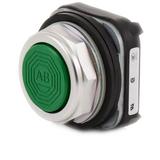 800T-A1 Allen-Bradley Flush Head Push-Button, Non-Illuminated, Mounting Kit 184848