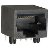 Pack of 2  54602-910LF  Connector Modular Jack 10p10c Right Angle Unshielded :RoHS
