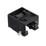 95540-6886  Molex  Connector Modular Jack 8P8C Right Angle Shielded