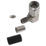 901-9531-1SF  Amphenol   RF Connectors / Coaxial Connectors R/A PLG 55 142 PAS