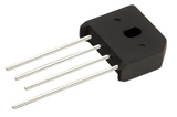 Pack of 5   RS806   Rectron  Bridge Rectifiers 8A 800V 4Pin Case RS-8 :RoHS