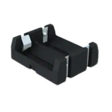 1079  Keystone Electronics Corp  Cylindrical Battery Contacts Holder and Springs 2 Battery Through Hole Nylon