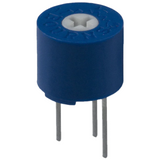 3339P-1-202LF Resistor Cermet Trimmer 2K Ohm 10% 1/2W 4(Elec)Turn (7.62 X 6.35mm) Pin Thru-Hole