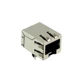 44050-0002  Connector Modular Jack  8P8C Shielded Through Hole