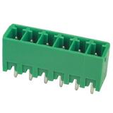 Pack of 2  EDSTLZ1555/6   Terminal Block Header 3.81MM 6 Position Vertical