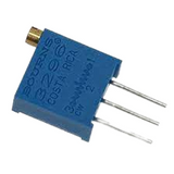 3296W-1-202 Trimmer 2K OHM 0.5W PC Pin Top