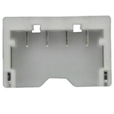 Pack of 10  BM04B-ACHSS-A-GAN-TF(LF)(SN)  Connector Header Surface Mount, Right Angle 1.20mm 4 position :Cut Tape