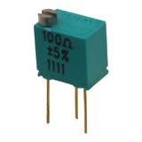 Y405310K0000J0L  Trimmer 10K OHM 0.25W PC Pin Top