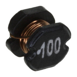 Pack of 2   74477410  Unshielded Wirewound Inductor 100mOhm Max Nonstandard