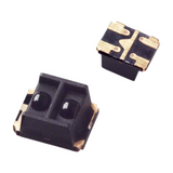 """Pack of 10 GP2S700HCP  Reflective Optical Sensor 0.217"""" (5.5mm) 4-SMD, RoHS"""