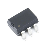 Pack of 7  4N35-X009T  Optoisolator Transistor with Base Output 5000Vrms Channel 6SMD :Rohs, Cut Tape