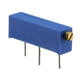 Pack of 5  3006P-1-503LF  Trimmer Resistors 10% 50 kOhms 3/4W Through Hole
