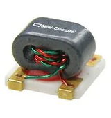 Pack of 2  TC1-1TG2+  Audio Transformers 1:1 5 Terminal Surface Mount :Rohs, Cut Tape