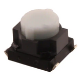 Pack of 10  EVQ-9P105M  Tactile Switches SPST-NO 0.05A 12V :Rohs, Cut Tape