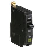 QOB110  Miniature Circuit Breaker, 1 POLE, 120/240V, 10A