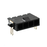 2-1445099-4  Connector Header Surface Mount Right Angle 4 position 3.00mm Surface Mount :RoHS