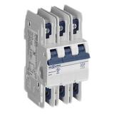 3C20UL  Circuit Breaker Miniature Molded Case 3Pole 20A 277VAC/480VAC, RoHS