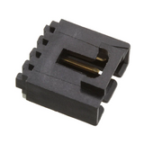 70553-0003  Connector Header 4 position  2.54mm Right Angle Through Hole