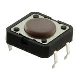 Pack of 5  PTS125SM43-2 LFS  Switch Tactile S P S T 0.05A 12V Through Hole :RoHS