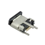 Pack of 5  105133-0011  Connector Receptacle USB 2.0 micro B Surface Mount :Rohs, Cut Tape