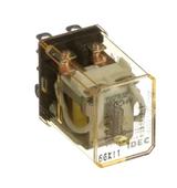 RH2B-UDC48V Relay, Power, DPDT, 10A, 48VDC, Basic Model, Blade Terminals
