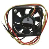 OD4010-24HB02A  Fan Tubeaxial 24VDC Square - 40mm L x 40mm H Ball 7.0 CFM (0.196m³/min) 3 Wire Leads