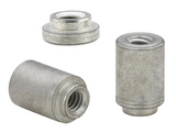 SMTSO-440-8ET  Standoffs & Spacers f/f round swage 4-40THD Carbon Steel :RoHS