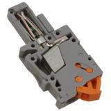 3051043  Terminal Block Plug 1Pos QP 1,5/ 1-M